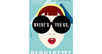 'Where'd You Go, Bernadette' author Maria Semple talks about her new book
