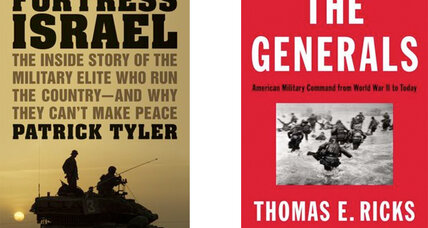 'Fortress Israel' and 'The Generals'