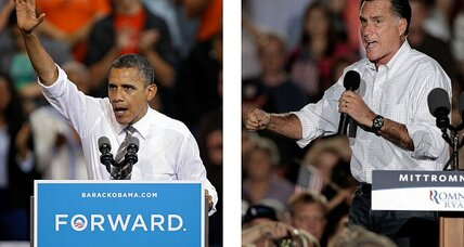 First debate jitters? Obama, Romney camps maneuver for advantage