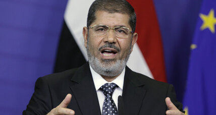 Post-embassy attack, Egyptian President Morsi's silence deafening