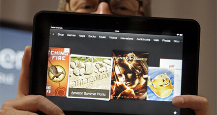 Amazon announces new devices, including HD Kindle Fire