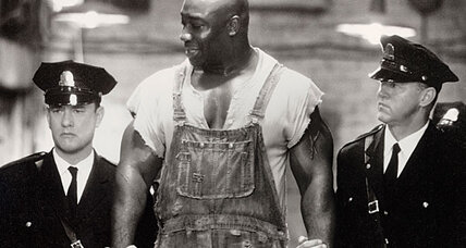 Michael Clarke Duncan: Gentle 'Green Mile' giant and a vegetarian