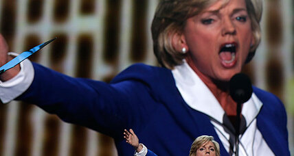 Jennifer Granholm: How did she rev up the DNC? (+video)