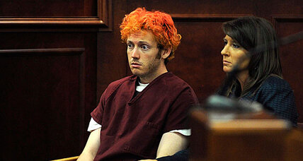 James Holmes trial: Prosecutors want access to a notebook
