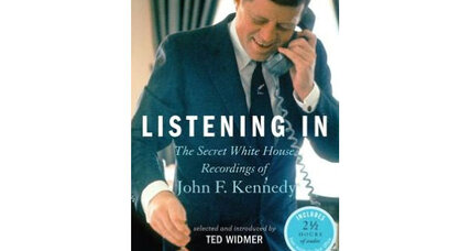 JFK White House recordings: 8 excerpts from the new book