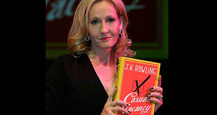 J. K. Rowling's new book: Gritty and darkly humorous