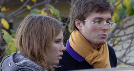 Amanda Knox: Ex-boyfriend says 'bizarre' behavior led to police suspicion