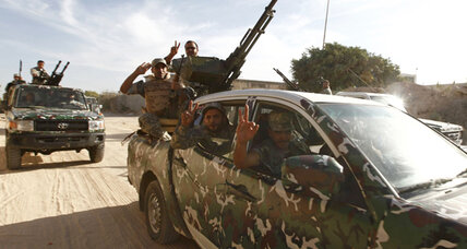 Libya's vow to rein in militias is immediately challenged