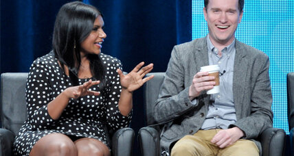 Mindy Kaling discusses her new show 'The Mindy Project'