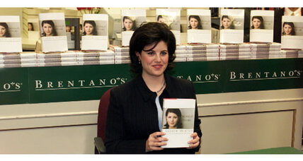 Monica Lewinsky: Will she or won't she release a new memoir?