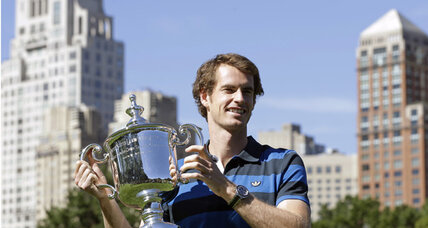 Murray's US Open tennis win caps spectacular British athletic summer