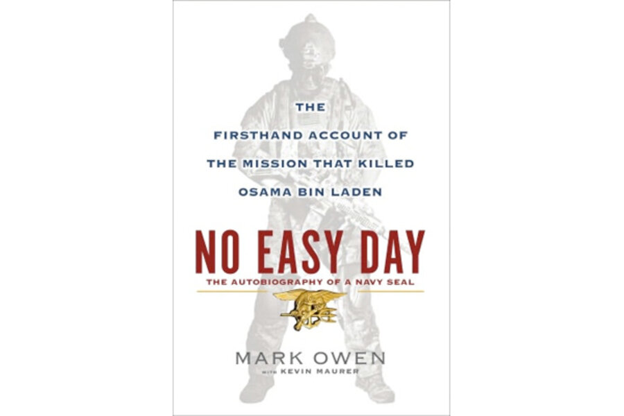 Navy SEAL wrote 'No Easy Day' after being pushed out of SEAL