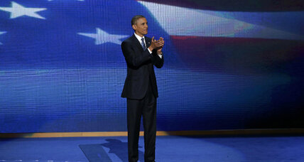 Obama speech: Despite foreign policy successes, a need for the big view (+video)