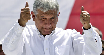 Mexico: Presidential runner-up Andres Manuel Lopez Obrador to found new party