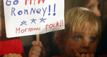 Obama and Romney fight for religious groups' votes. Then there's Romney's Mormon faith