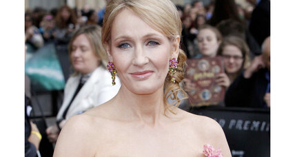 Will J.K. Rowling return to Harry Potter?