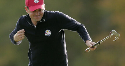 Ryder Cup 2012: US, Europe tied after initial matches
