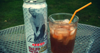 A toast to Arnold Palmer