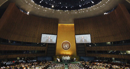 UN's focus on Middle East overlooks other urgent global matters