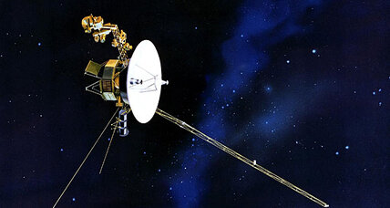Voyager 1 soars into uncharted space, 11 billion miles from the sun