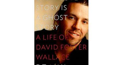 Biographer D.T. Max: getting inside David Foster Wallace's head