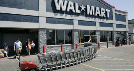Wal-Mart drops Amazon products from its stores
