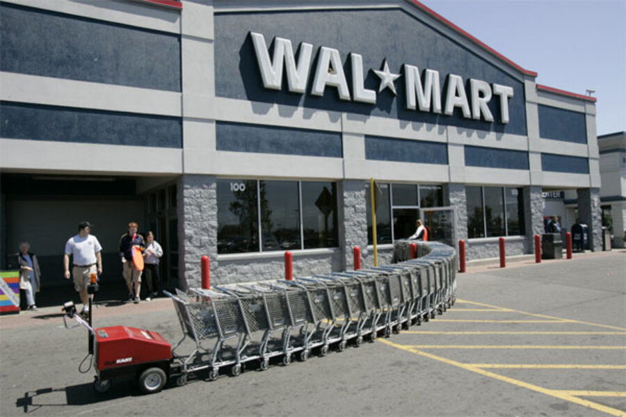 an introduction to the history of wal mart stores inc Introduction to wal mart wal-mart story wal-mart stores, inc is an american public corporation that runs a chain of large history 1962 – wal-mart begins.