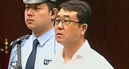 Bo Xilai case: Police chief Wang Lijun gets 15 years, avoids death penalty (+video)