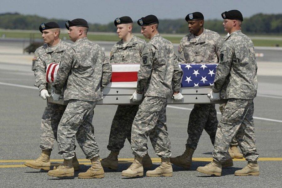 War-weary US is numbed to drumbeat of troop deaths in ...