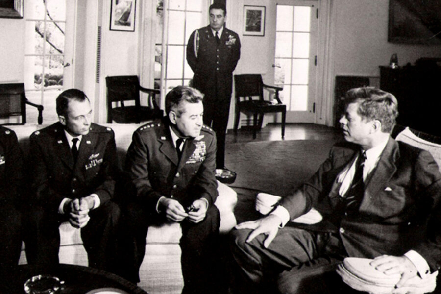 an analysis of the cuban missile crisis which brought the world to the brink of nuclear war The episode's become known as the cuban missile crisis, and it did, indeed, bring the region and the world to the brink of nuclear war but we're focusing on two people who lived through it as .