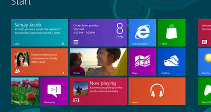 Windows 8 marks a major make-over for Microsoft