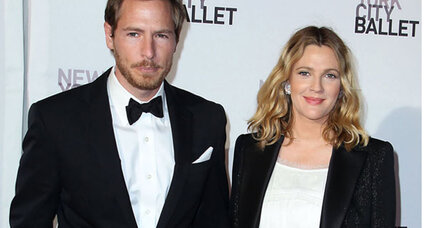 Drew Barrymore: New mama welcomes baby girl 'Olive'