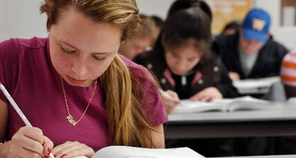 College applications: Beyond test scores and competition