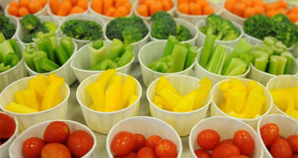 School lunches: Healthier with a side of mixed reviews