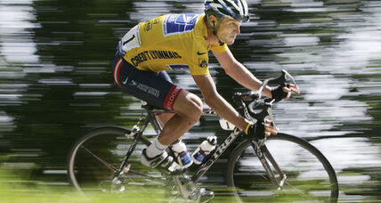 Lance Armstrong: Blow to kids' idol, brings new respect for Dad