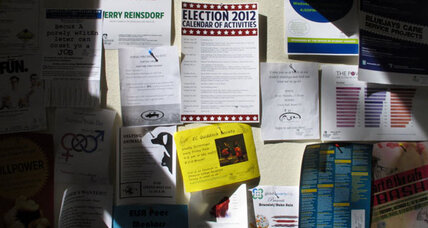 Election 2012: We're all candidates for change, especially middle-schoolers