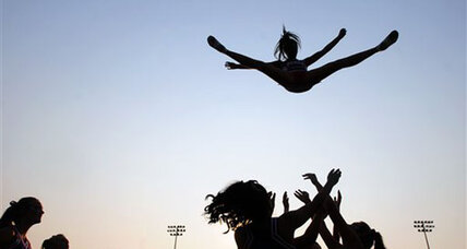 Cheerleading safety: It's a sport, not a frivolity, say doctors