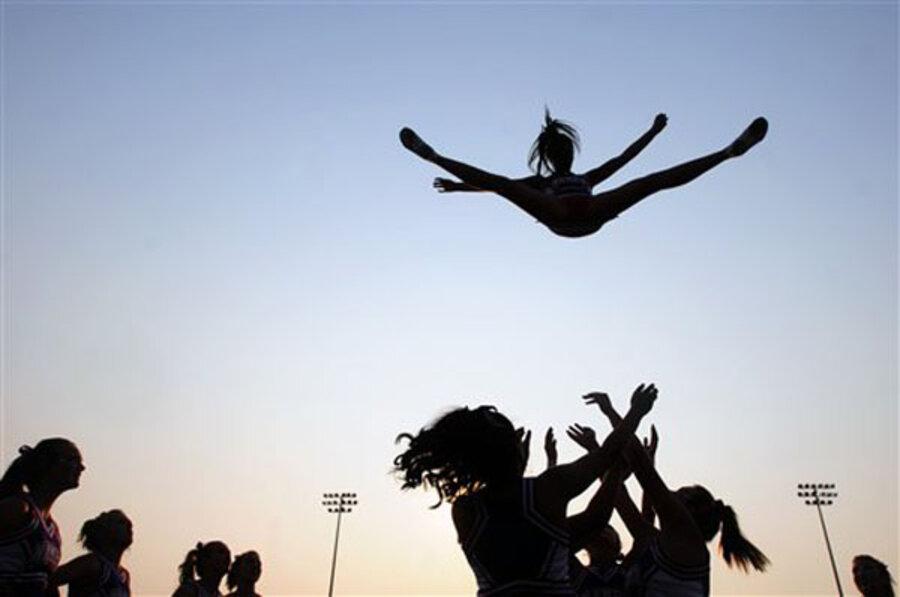 Cheerleading Safety  It U0026 39 S A Sport  Not A Frivolity  Say Doctors