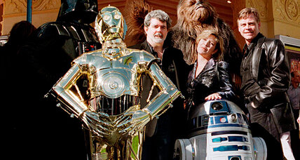 'Star Wars: Episode 7' - Were we wrong about George Lucas all along? (+video)