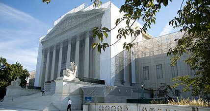 At Supreme Court: Can US courts be venue for human rights cases from abroad?