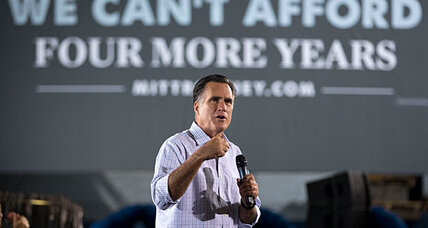 Mainstream media biased against Romney? Four points to consider.