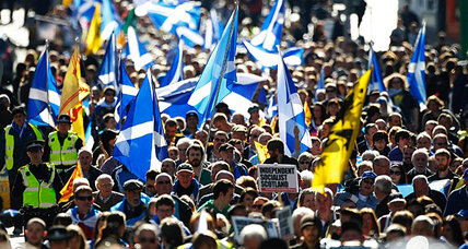 Scottish independence: Who would get the nukes, and other questions