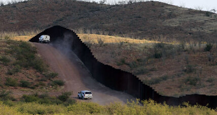 Border Patrol shooting: No suspects yet (+video)