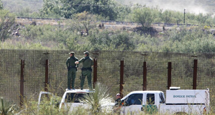 US Border Patrol agents targeted in Arizona (+video)