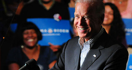 Joe Biden says middle class 'has been buried' past 4 years. Oops.