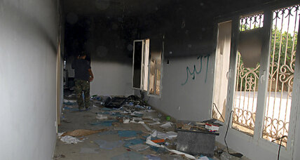 Libya attack: Not a problem of intelligence