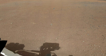 Mars rover finds surprisingly pleasant weather during day, deadly cold at night