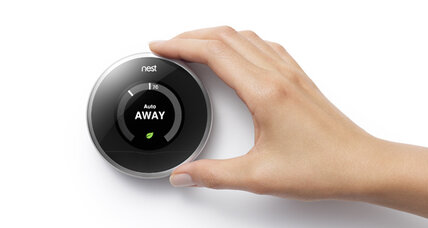Nest Learning Thermostat: temperature control for the iPhone crowd