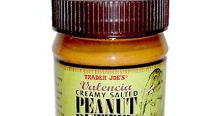 Peanut butter recall expands again. Now included: peanuts