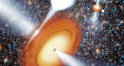 Scientists surprised to find pair of black holes keeping each other company